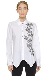 Maiyet Button Down Shirt White