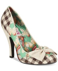 Dolce By Mojo Moxy Bashful Bow Tie Pumps Women's Shoes