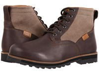 Keen The 59 Dark Chocolate Men's Lace Up Boots Brown