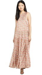 Fame And Partners Alana Dress Floral Blush