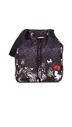 Le Sport Sac Lesportsac Nadine Drawstring Tote Butterfly Banner