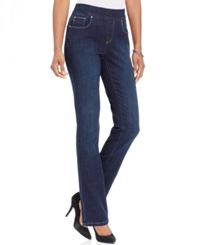 Lee Platinum Evelyn Pull On Jeans Prussian Wash
