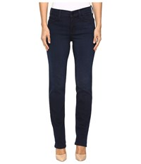 Nydj Sheri Slim In Future Fit Denim In Paris Nights Paris Nights Women's Jeans Blue