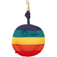 Anya Hindmarch Multicolor Giant Chubby Wink Charm Keychain