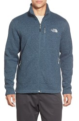 The North Face Men's 'Gordon Lyons' Zip Fleece Jacket Conquer Blue Heather