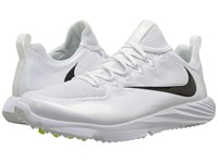 Nike Vapor Speed Turf Lax White Black Multicolor Cleated Shoes