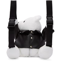 Versus White Bear Backpack