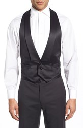 Men's Robert Talbott Satin Silk Vest