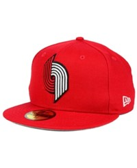 New Era Portland Trail Blazers Basic 59Fifty Cap