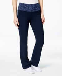 Styleandco. Style And Co. Sport Tummy Control Yoga Pants Only At Macy's