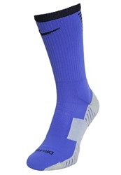 Nike Performance Sports Socks Blue Wolf Grey Black
