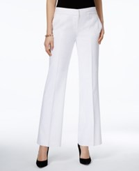 Nine West Classic Trousers White