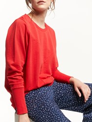 Numph Nicola Sweatshirt Red
