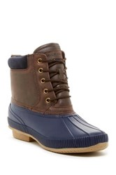 Tommy Hilfiger Charlie Weather Boot Brown