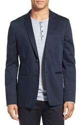 Men's Vince Trim Fit Unconstructed Jacket