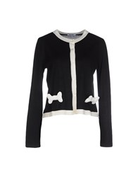 Moschino Cheap And Chic Moschino Cheapandchic Knitwear Cardigans Women Black