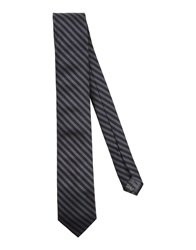Ck Calvin Klein Ties Steel Grey