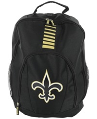 Forever Collectibles New Orleans Saints Prime Time Backpack Team Color