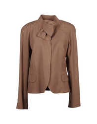 Cristinaeffe Blazers Light Brown