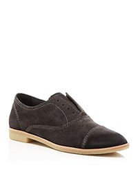 Dolce Vita Cooper Laceless Oxfords Anthracite