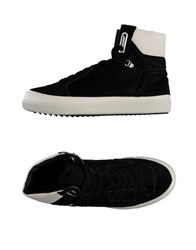 Pantofola D'oro Footwear High Tops And Sneakers Black