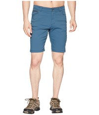 Columbia Outdoor Elements Stretch Shorts Whale Blue