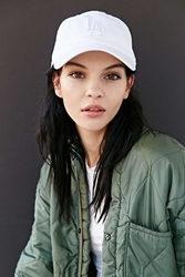 American Needle X Uo Tonal Strap Back Hat White