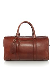 Howick Structured Holdall Tan