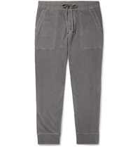 James Perse Cotton Jersey Sweatpants Anthracite