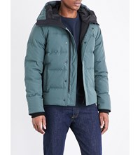 Canada Goose Macmillan Quilted Parka Slate