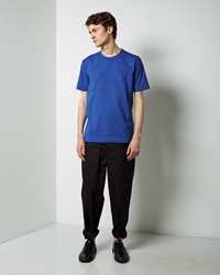 Comme Des Garcons Light Cotton Pant Navy