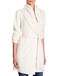 C By Bloomingdale's Honeycomb Wrap Duster