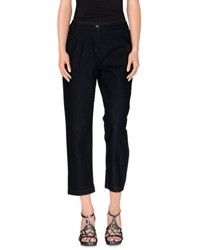 Dolce And Gabbana Denim Denim Trousers Women Blue