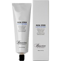 Baxter Of California Men's Facial Scrub No Color