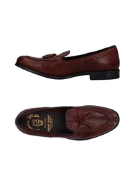 Alexander Hotto Loafers Brown