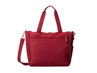 Pacsafe Citysafe Cs400 Anti Theft Travel Tote Cranberry Tote Handbags Red