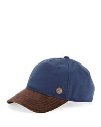 Ben Sherman Colorblock Baseball Cap Navy Blaze