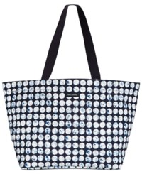 Vera Bradley Drawstring Family Beach Tote Splash Dot