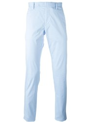 Michael Kors Chino Trousers Blue