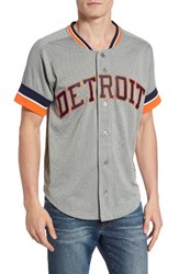 Mitchell And Ness Men's Kirk Gibson Detroit Tigers Authentic Mesh Jersey