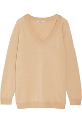 Alexander Wang Oversized Wool And Cashmere Blend Sweater