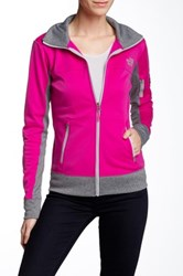 The North Face Mazie Mays Zip Jacket Pink