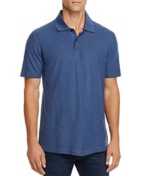 Robert Graham Stellar Classic Fit Polo Shirt 100 Bloomingdale's Exclusive Navy
