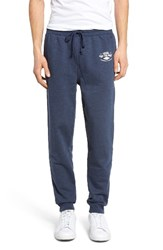 Vans Men's Original Classics Sweatpants Dress Blues Heather