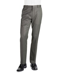 Perry Ellis Straight Leg Pants Slate Grey