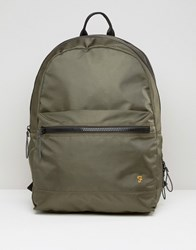 Farah Backpack In Green Green