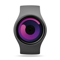 Ziiiro Gravity Watch Grey Purple
