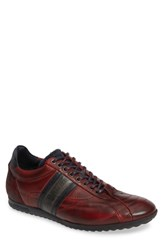 Cycleur De Luxe Crush City Low Top Sneaker Red