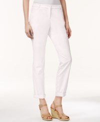 Charter Club Slim Fit Rolled Chino Pants Only At Macy's