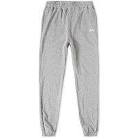 Stussy Basic Sweat Pant Grey